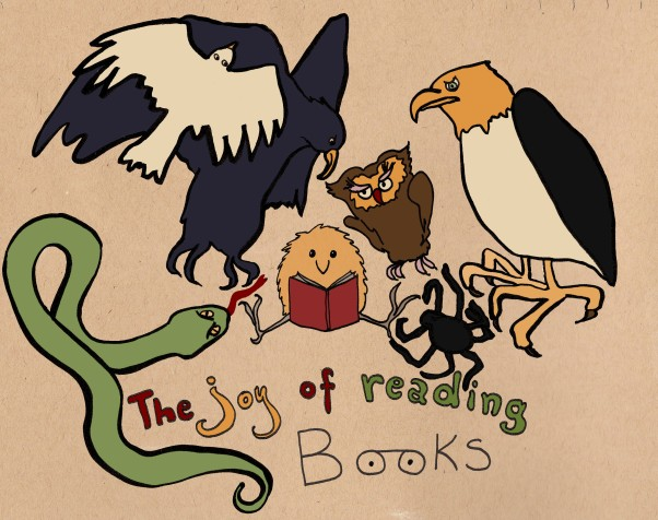 2016 The joy of reading books