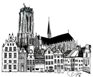 Sint Rombouts_Klein formaat